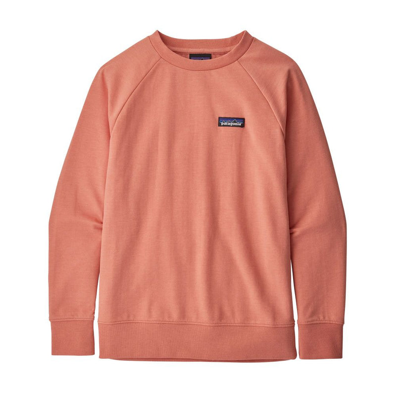 Patagonia Kids Lightweight Crew Sweatshirt (Mellow Melon)-Little Adventure Shop