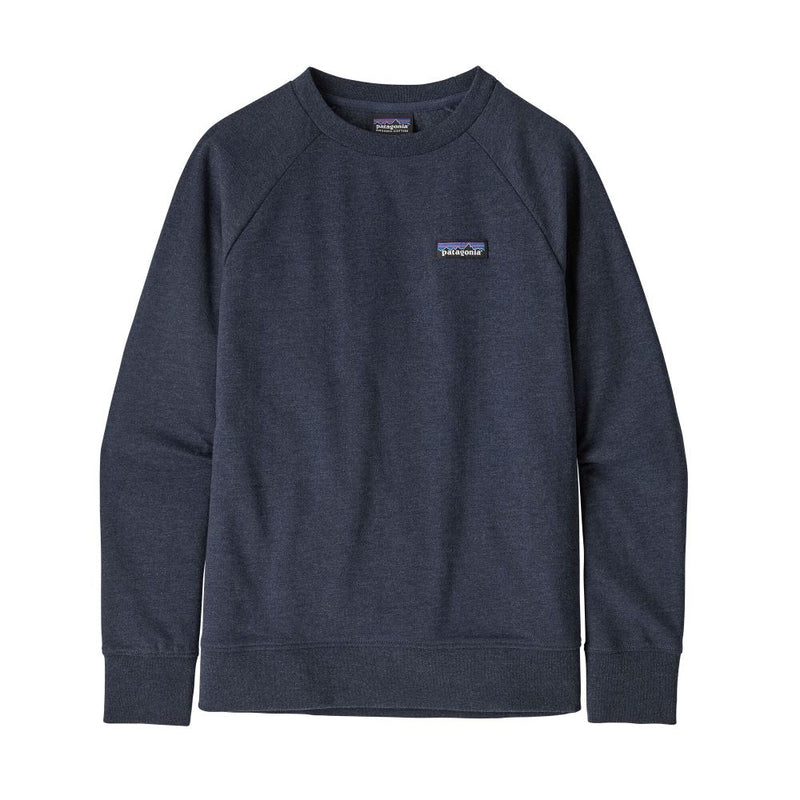 Patagonia Kids Lightweight Crew Sweatshirt (Navy)-Little Adventure Shop