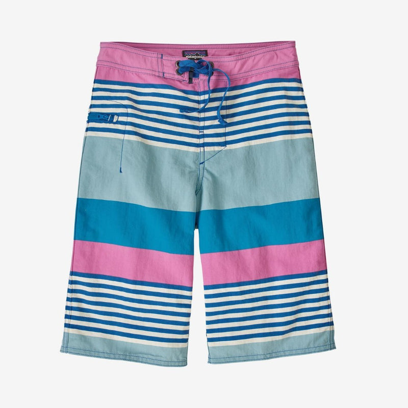 Patagonia Boys' Wavefarer® Boardshorts (Joya Blue)-Little Adventure Shop