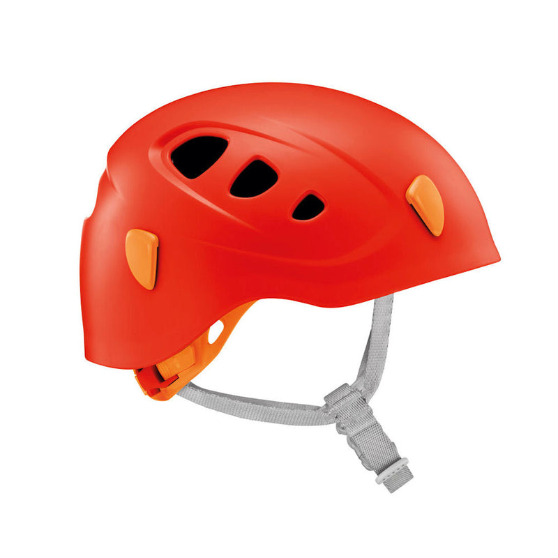 Petzl Picchu Childrens Climbing and Bike Helmet (Raspberry)-Little Adventure Shop