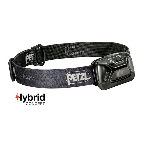 Petzl Tikkina Headtorch (Black)
