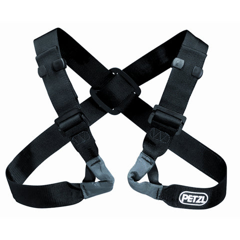 Petzl Voltige Chest Harness-Little Adventure Shop