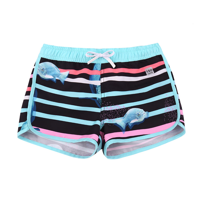 Reima Kids Swim Shorts Fidzi (Turquoise)-Little Adventure Shop