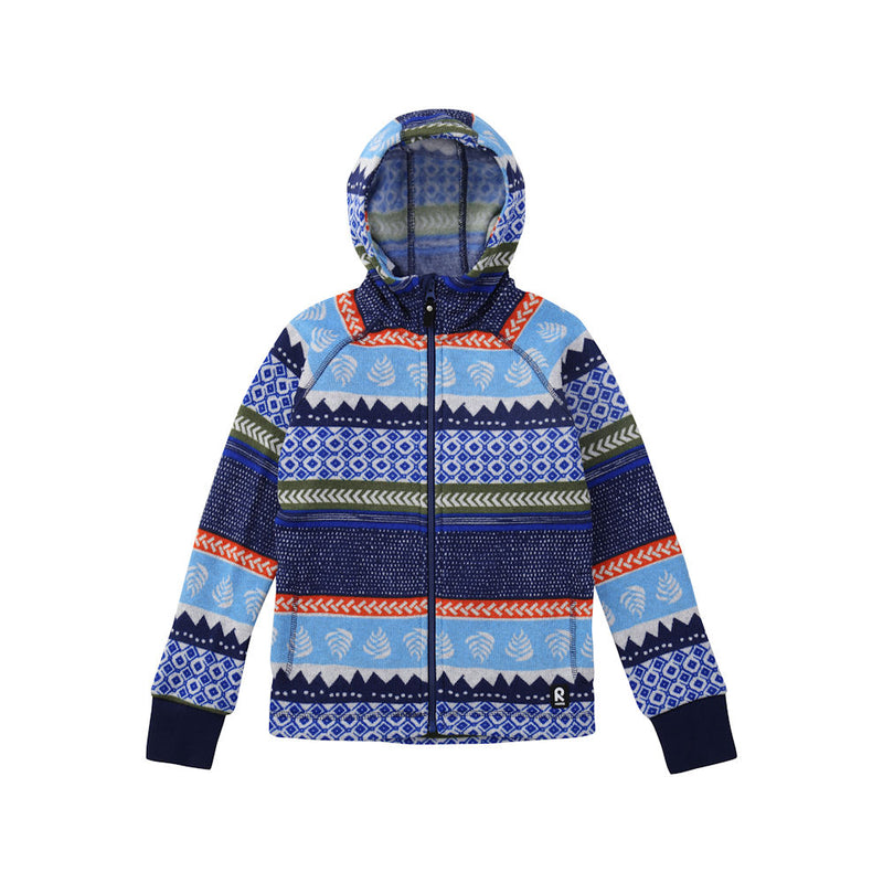 Reima Kids Fleece Sweater (Northern)-Little Adventure Shop