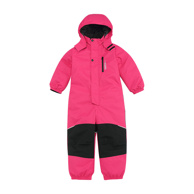 Didriksons Bjornen Kids Ski Coverall (Poppy Red)