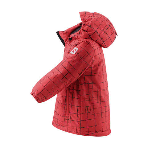 Reima Nuotio Winter Jacket (Tomato Red)-Little Adventure Shop