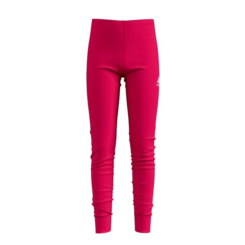 Odlo Kids Thermal Bottoms (Cerise)-Little Adventure Shop