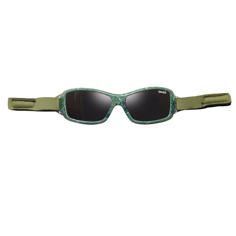 Sinner Bambino Baby Sunglasses (Green Leaf)