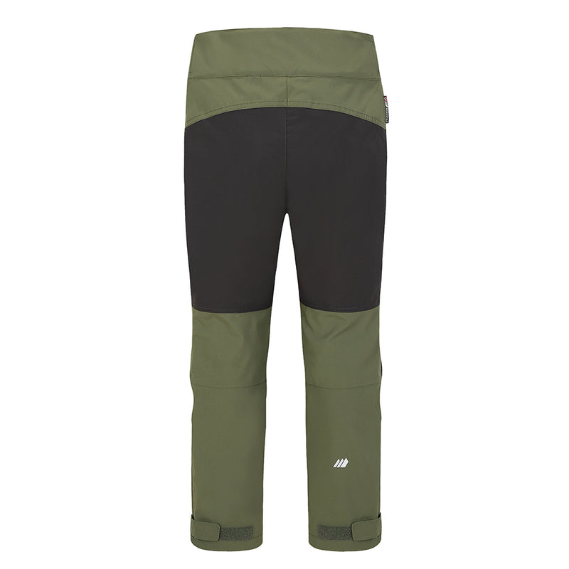 Skogstad Youth Gjendesheim Waterproof Hiking Trousers (Four Leaf)