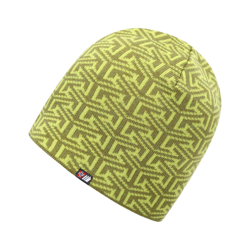 Skogstad Youth Knitted Hat (Acid)-Little Adventure Shop