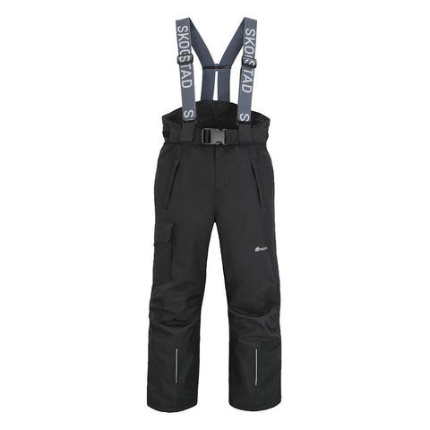 Skogstad Youth Panther Tord Ski Pants (Black)