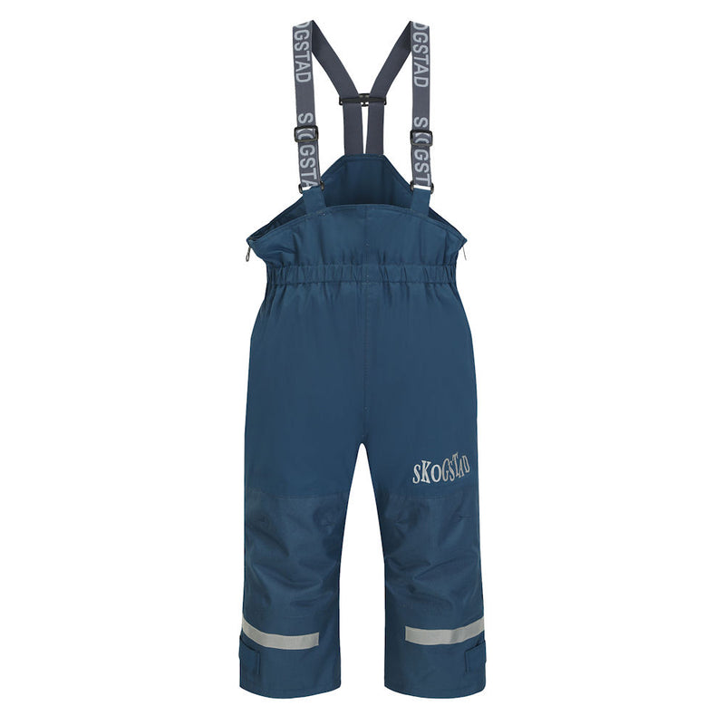 Skogstad Rime Kids Ski Trousers (Blue Teal)