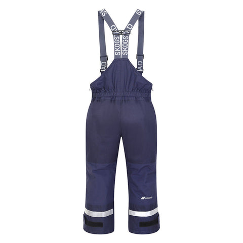 Skogstad Rime Kids Ski Trousers (Prime Navy)-Little Adventure Shop