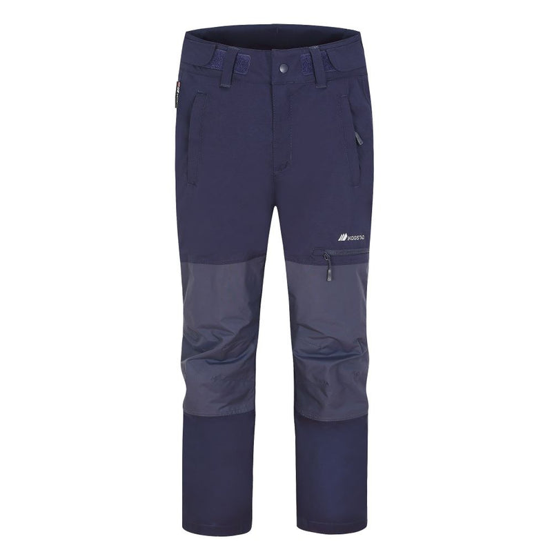 Skogstad Youth Gjendesheim Waterproof Hiking Trousers (Navy)-Little Adventure Shop