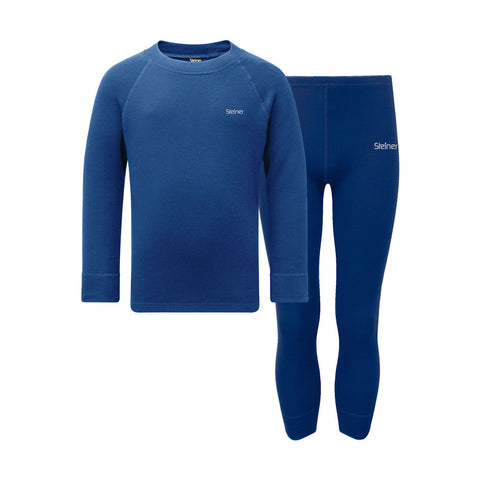 Steiner Kids Soft-Tec Thermal Set (Blue)-Little Adventure Shop