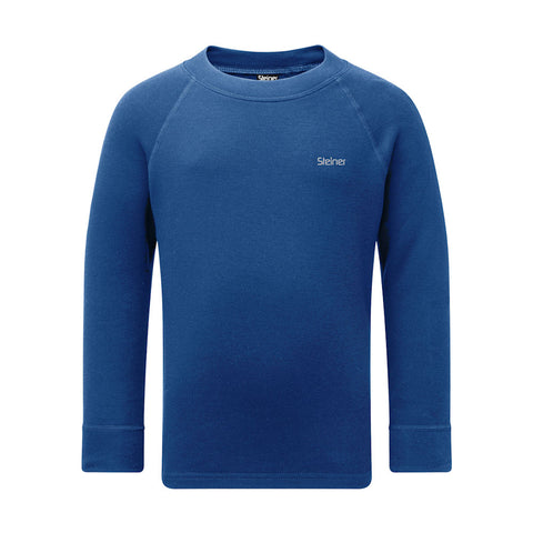 Steiner Kids Soft-Tec Thermal Top (Blue)-Little Adventure Shop