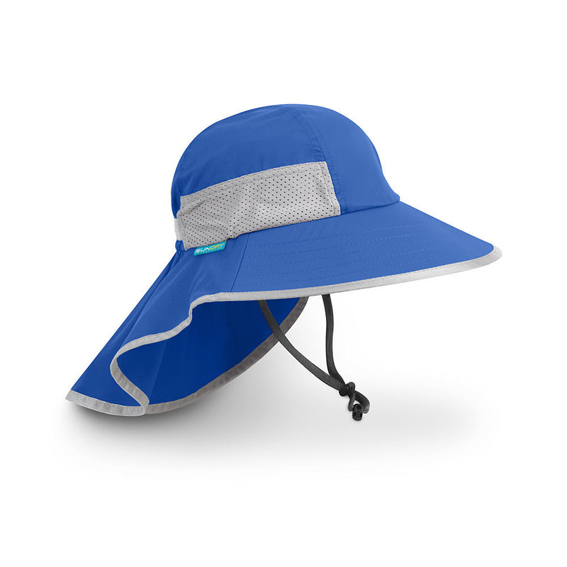 Sunday Afternoons Kids Play Sun Hat (Royal)-Little Adventure Shop