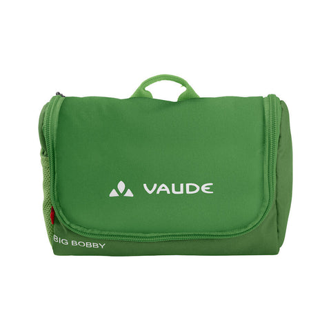 Vaude Big Bobby Kids Washbag (Green)-Little Adventure Shop