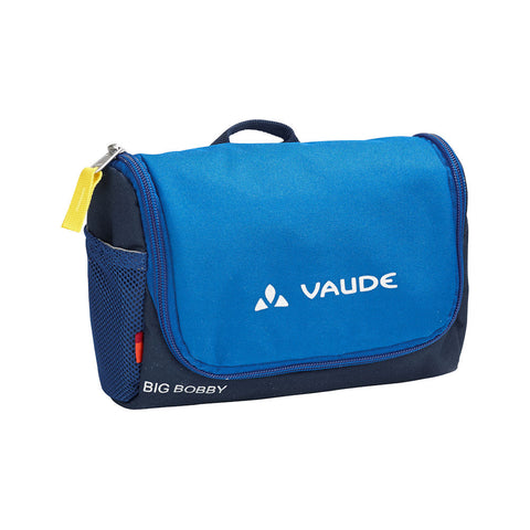 Vaude Big Bobby Kids Washbag (Marine Blue)-Little Adventure Shop