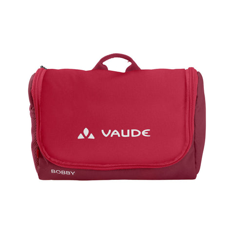 Vaude Big Bobby Kids Washbag (Red)-Little Adventure Shop