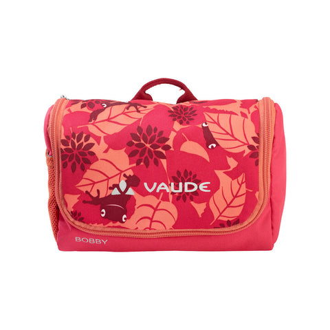 Vaude Big Bobby Kids Washbag (Rosebay)-Little Adventure Shop