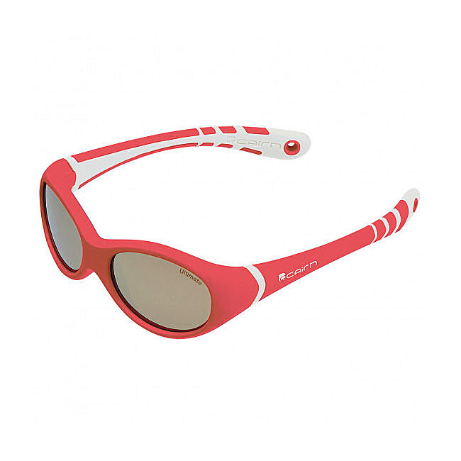 Cairn Choupi Kids Sunglasses - 3 - 5 years (Coral)