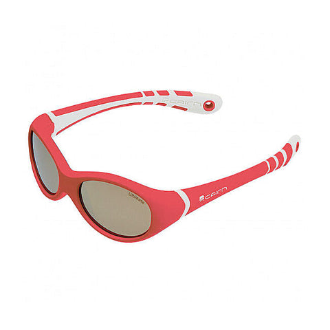 Cairn Choupi Kids Sunglasses - 3 - 5 years (Coral)-Little Adventure Shop