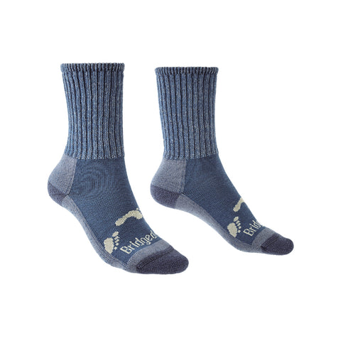 Bridgedale Junior Hike Socks (Storm)-Little Adventure Shop