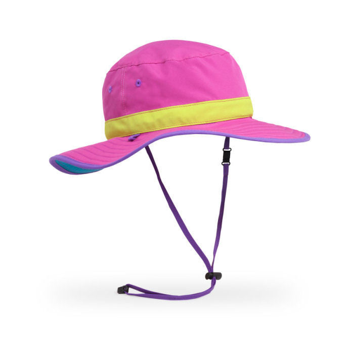 Sunday Afternoons Kids Clear Creek Booney (Vivid Magenta)-Little Adventure Shop