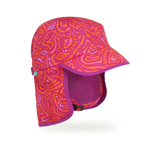 Sunday Afternoons Kids Explorer Cap (Pink Fossil)
