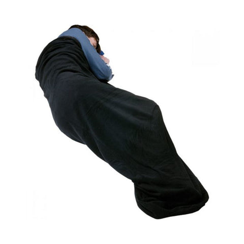 Trekmates Microfleece Sleeping Bag-Little Adventure Shop