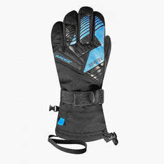 Racer Giga Kids Gore-Tex Ski Gloves (Blue)
