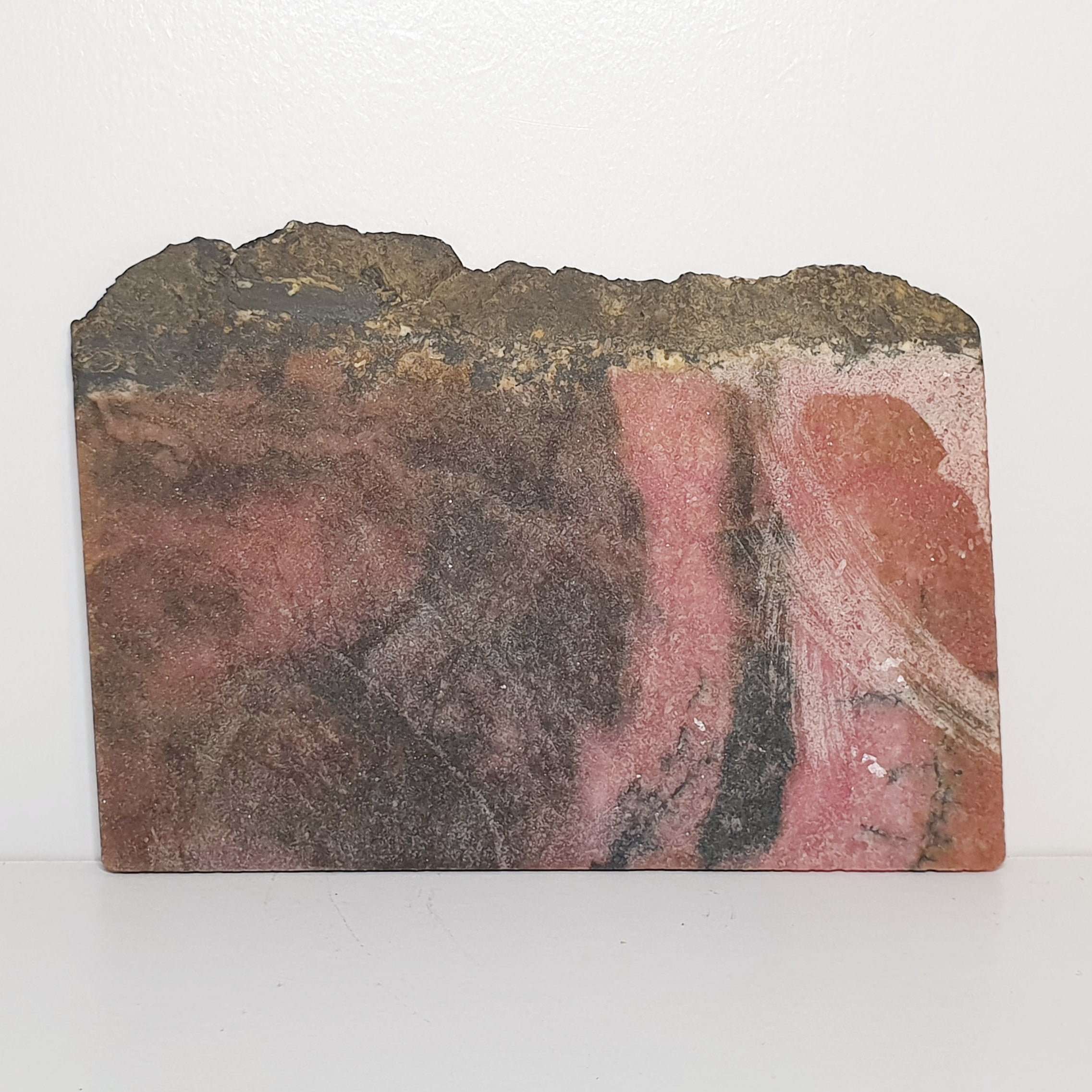Rhodonite Slab