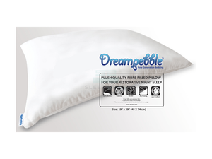 Dreampebble Classic Pillow-Dreampebble-Sleep Space