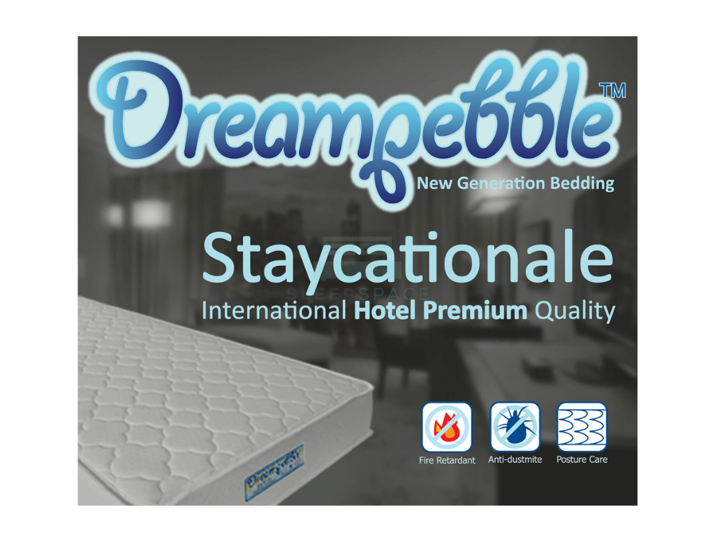 Dreampebble Staycationale – Hotel Premium 8-Dreampebble-Sleep Space