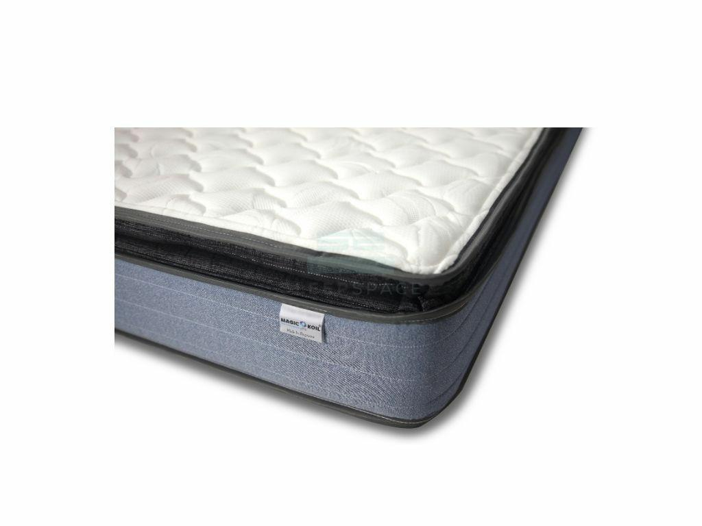 Magic Koil Royal Luxury Pocket Spring Pillow Top Mattress-Magic Koil-Sleep Space