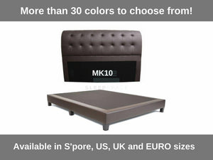 Magic Koil Divan Bed – MK10-Magic Koil-Sleep Space