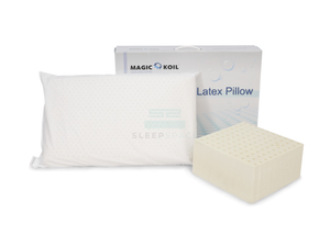 Magic Koil Prime Latex Pillow – Top Selling-Magic Koil-Sleep Space