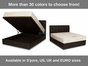 Magic Koil Royal Luxury with Storage Bed Bundle-Magic Koil-Sleep Space