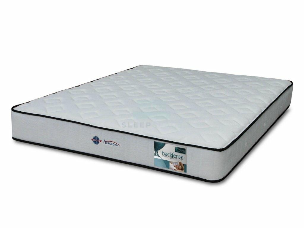 BackSense Orthopedic Spring Mattress-Aerofoam-Sleep Space