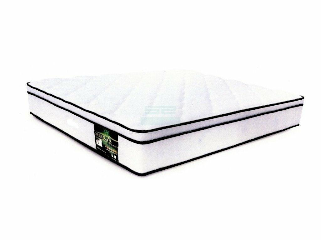 Mylatex Golden Eve Orthopedic Spring Mattress with Euro Top-Mylatex-Sleep Space
