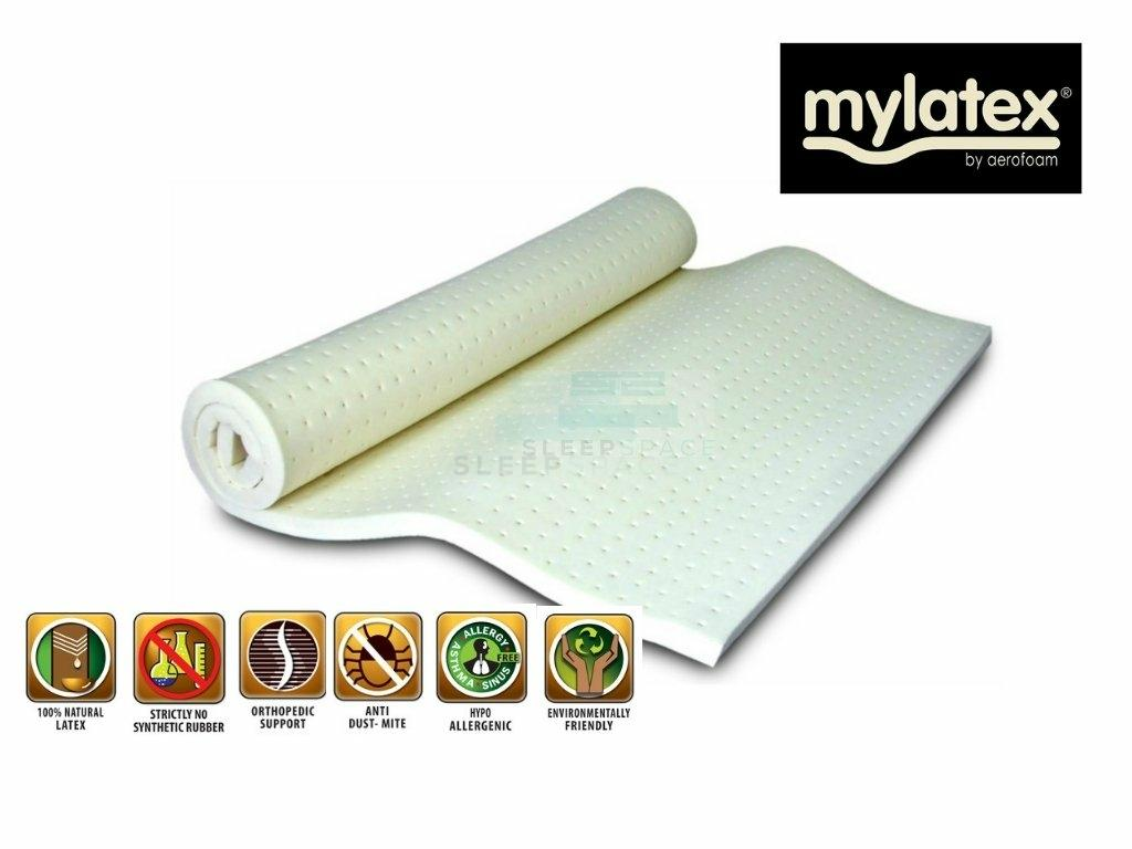 Mylatex Natural Latex Mattress Topper-Mylatex-Sleep Space