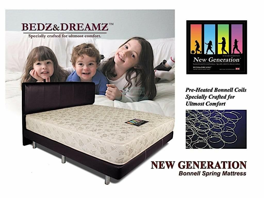 Princebed New Generation Spring Mattress-Princebed-Sleep Space