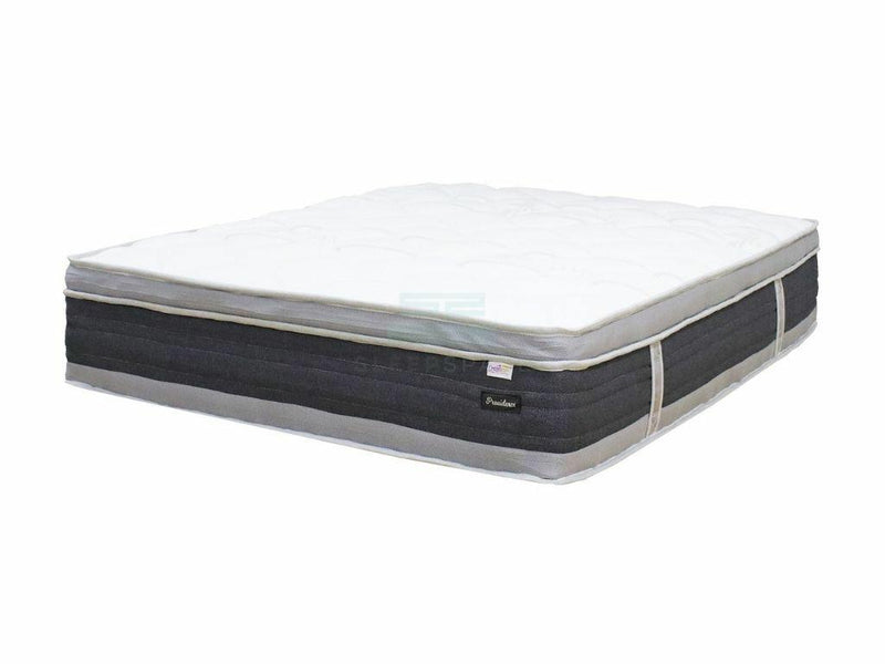 Providence 5 Zone Pocketed Spring Euro Top Mattress-Dreamster-Sleep Space