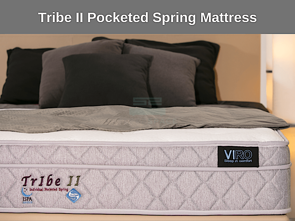 Tribe II Pocketed Spring Mattress