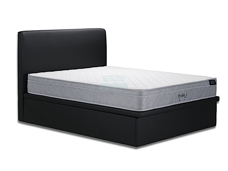 Tribe I Spring Mattress + Storage Bed Bundle Promo-Viro-Sleep Space