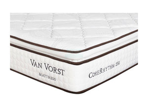 Van Vorst CoreRhythm 251 Pocketed Spring Luxury Mattress-Van Vorst-Sleep Space