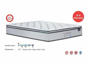 Viro Soft Therapy Plush Pocketed Spring Mattress-Viro-Sleep Space