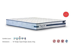 Viro Pamper Rest Spring Mattress (10 inch)-Viro-Sleep Space