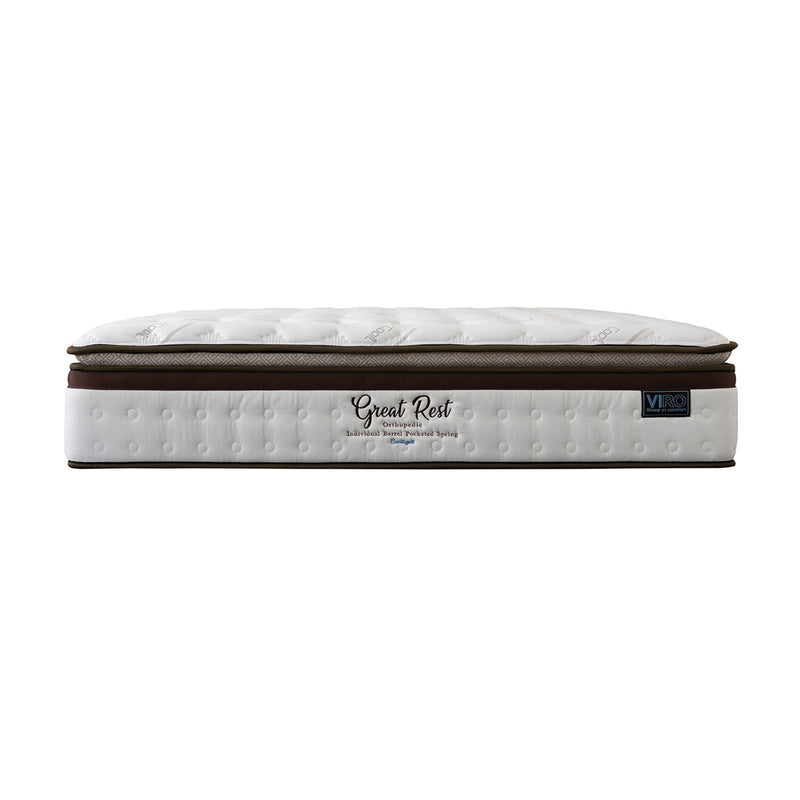 Great Rest Pocketed Spring Mattress + Storage Bed Bundle Promo-Viro-Sleep Space